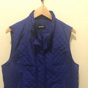 Nine West XL puffer vest